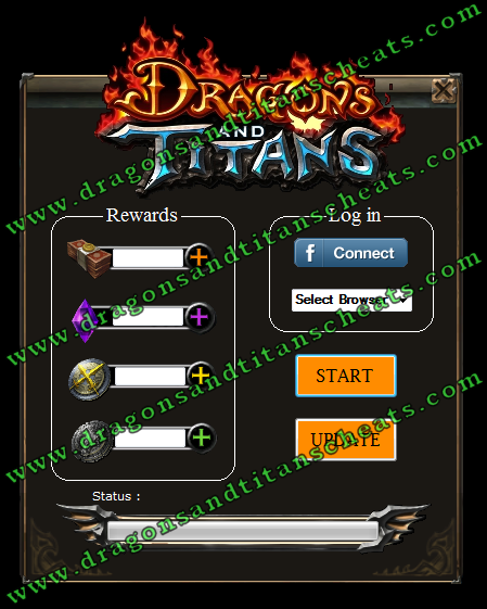 Dragons and Titans Cheats HACKS